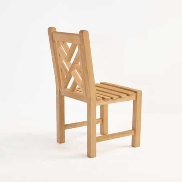 elizabeth dining side chair back