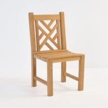 Elizabeth Teak Side Chair-0