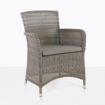Gilbert Classic Wicker Outdoor Dining Chair