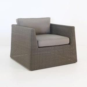 Giorgio Outdoor Wicker Club Chair (Kubu)-0