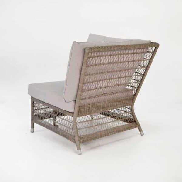 hampton corner chair side