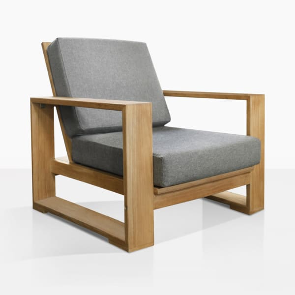 Havana Premium Teak Outdoor Lounge Chair