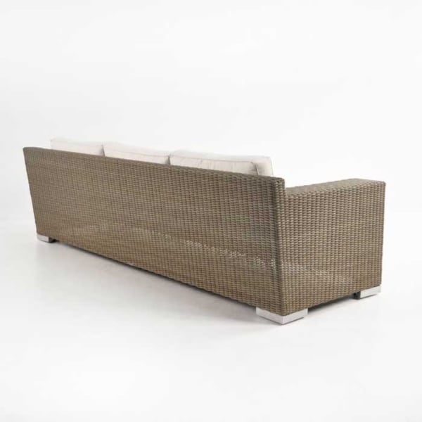 henry outdoor wicker sofa back