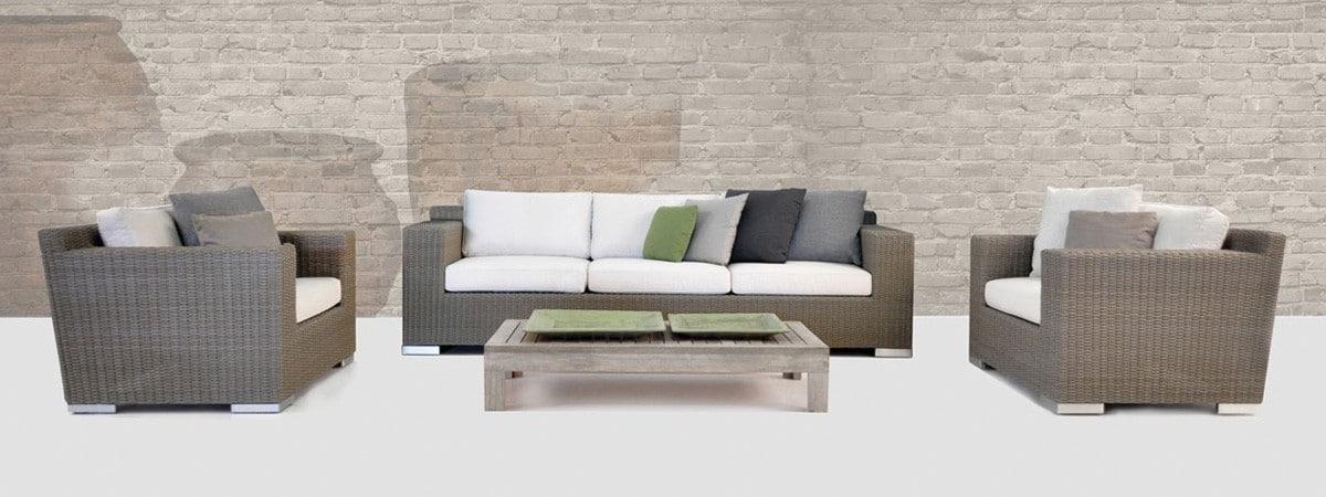 Henry Wicker Garden Furniture Collection