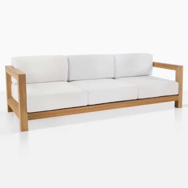 Ibiza Grade A Teak Sofa