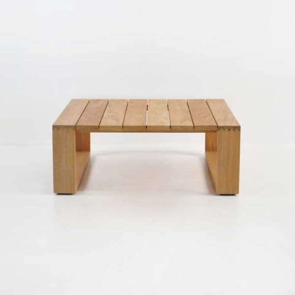 Deck Furniture - kuba teak coffee table 2