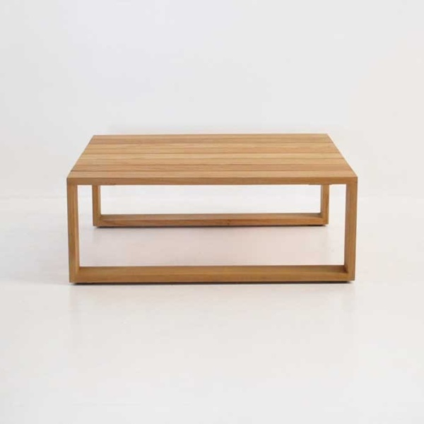 Deck Furniture - kuba teak coffee table 1