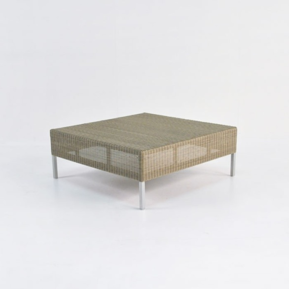 Unique Madison Outdoor Wicker Coffee Table Stonewash 0 Lovely - Fresh resin wicker side table Elegant