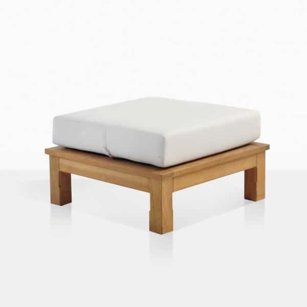 Monterey Square Ottoman With Cushion