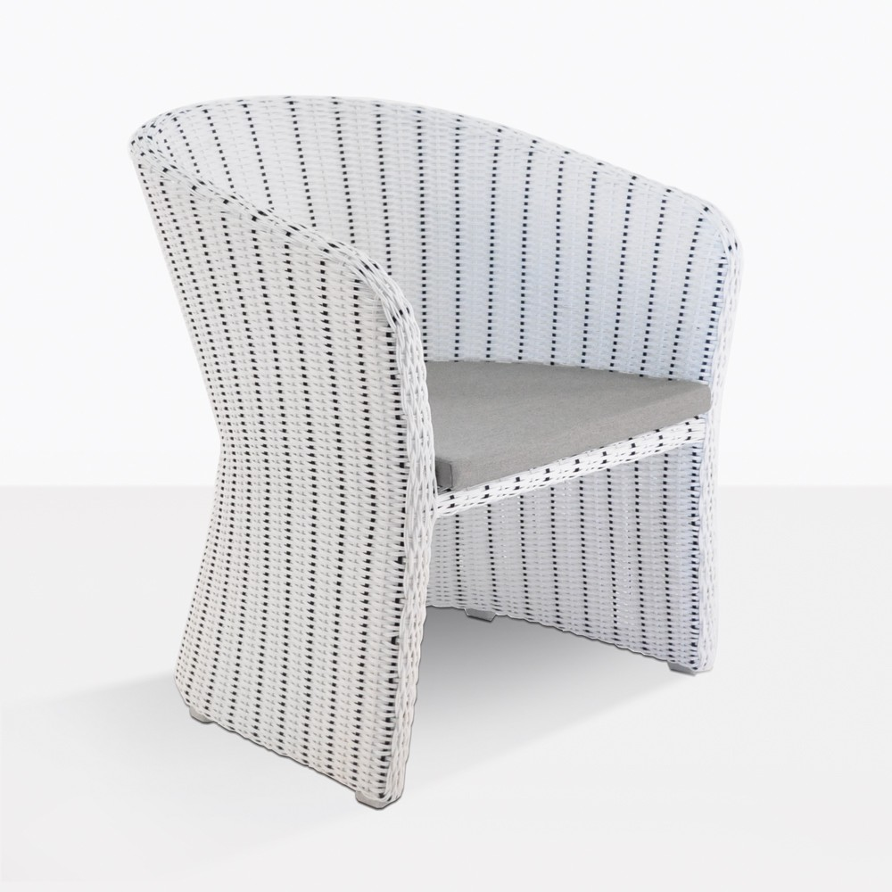 Awesome Nautical Wicker Dining Chair Alphanode Cool Chair Designs And Ideas Alphanodeonline