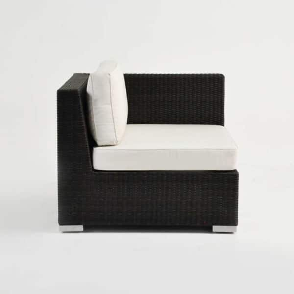 paulo java left arm chair side