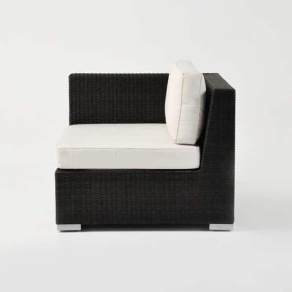 paulo java right arm chair side