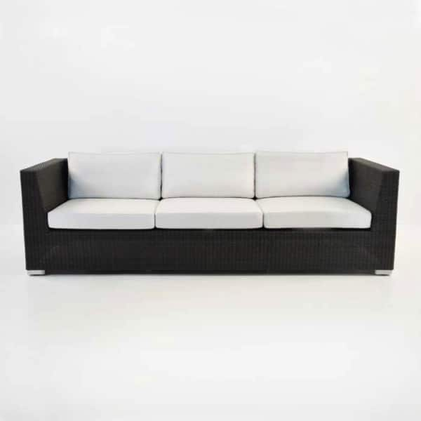 paulo java wicker sofa front