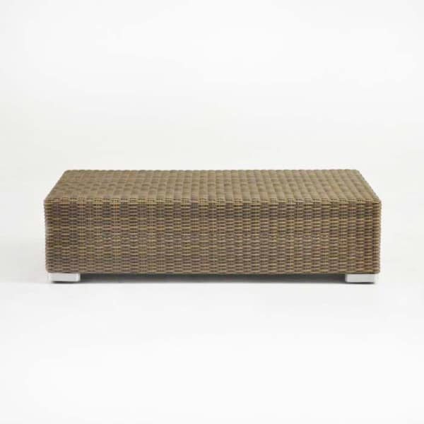 paulo sand rectangle coffee table front