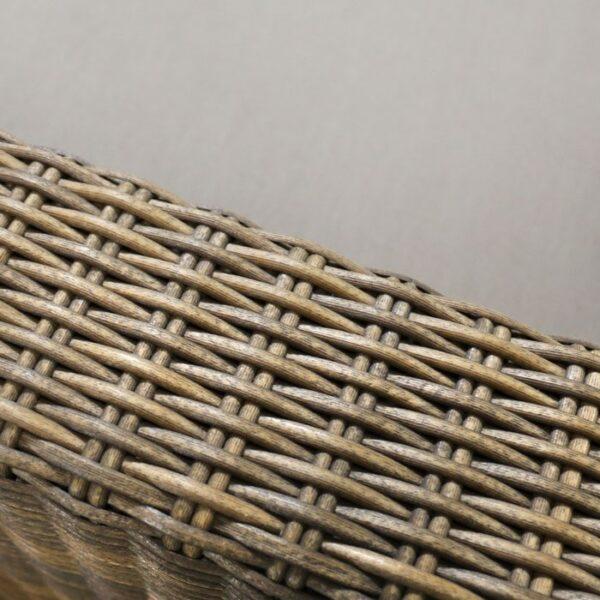 classic wicker closeup of weave