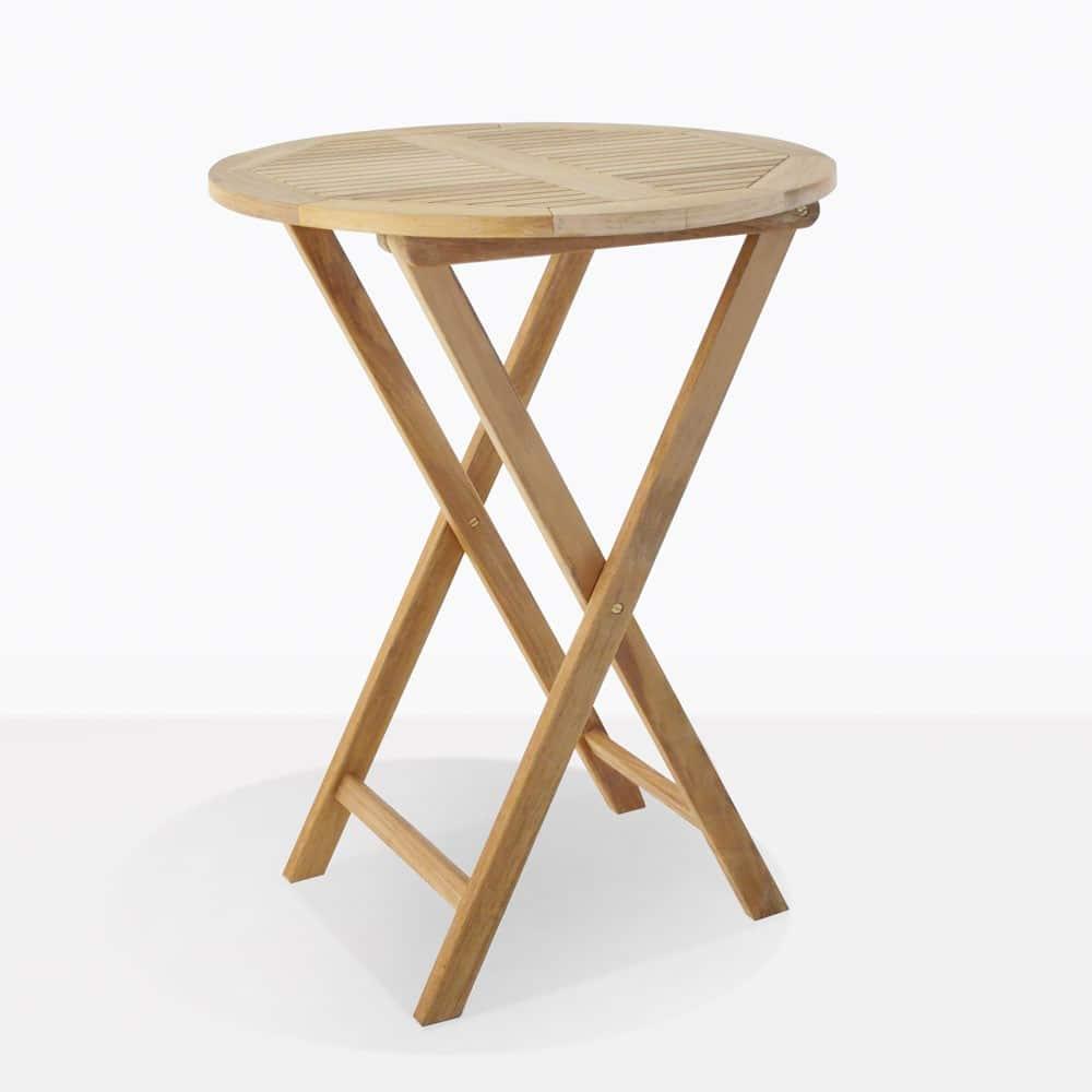 27 Quot Prima Teak Bar Table Outdoor Dining Furniture Teak