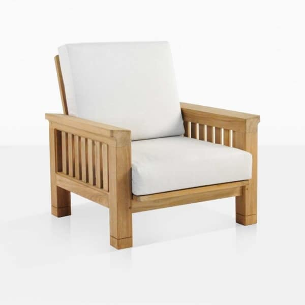 Raffles Teak Club Chair