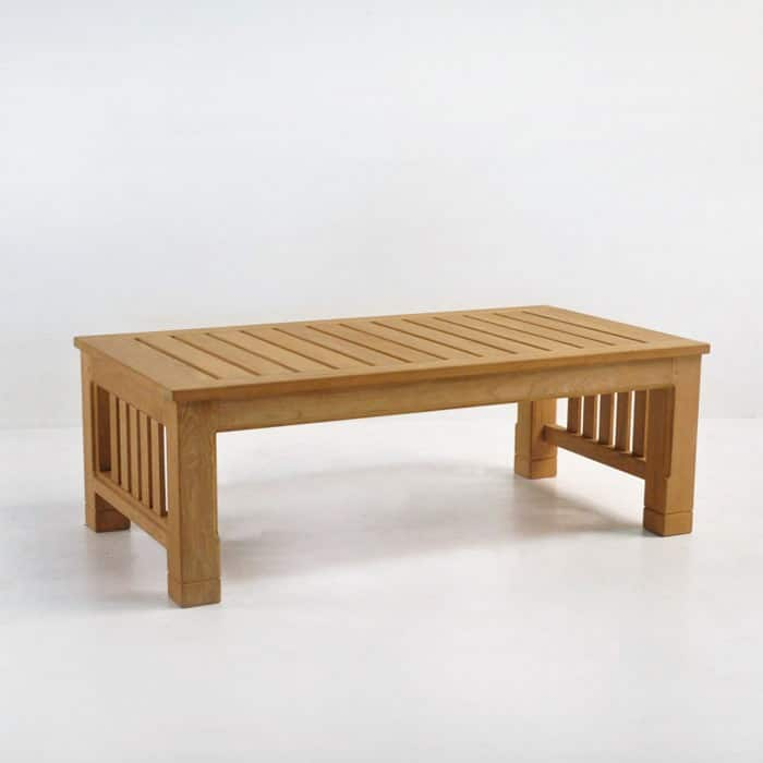 Square Outdoor Coffee Table Part - 30: Teak Warehouse
