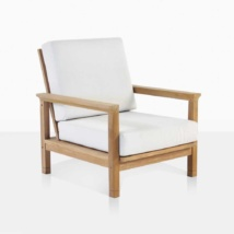 St. Tropez Teak Club Chair