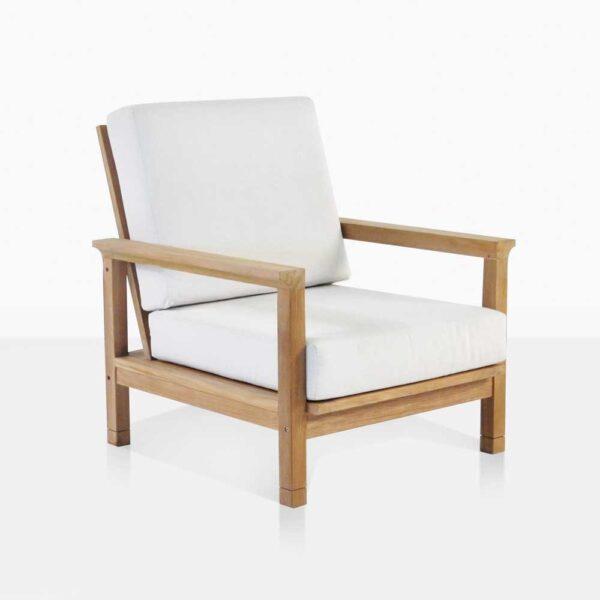 St. Tropez Teak Club Chair