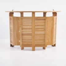 Toscana Teak Outdoor Bar-0