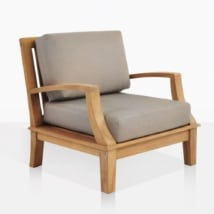 Westminster Outdoor Teak Lounge Chair