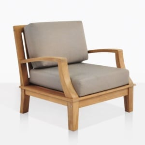Westminster Outdoor Teak Lounge Chair