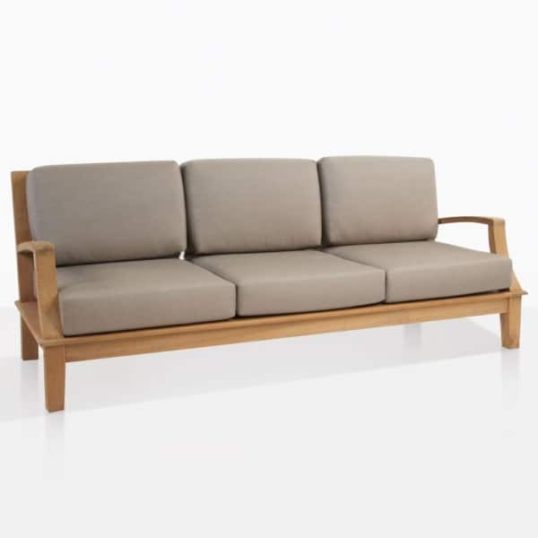 Westminster Outdoor Teak Sofa