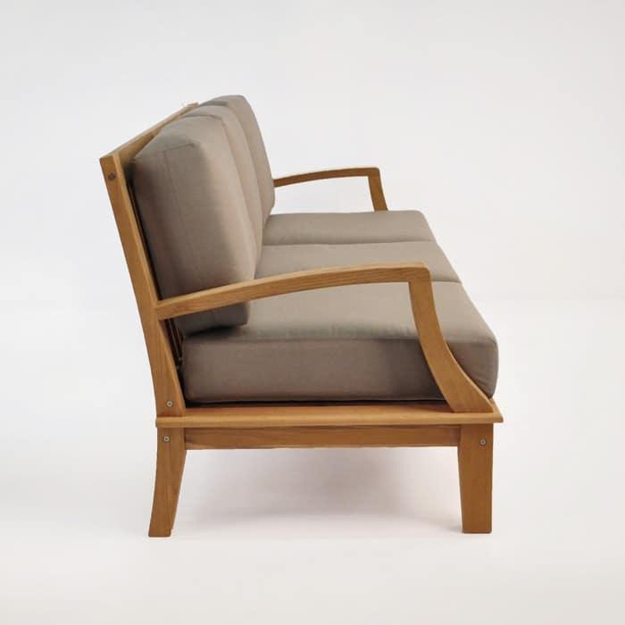 Westminster Outdoor Sofa Teakwood Couch Teak Warehouse