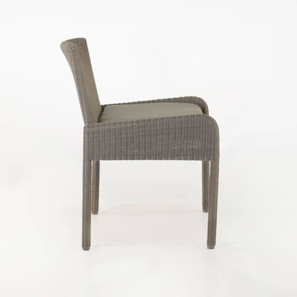 zambezi dining arm chair