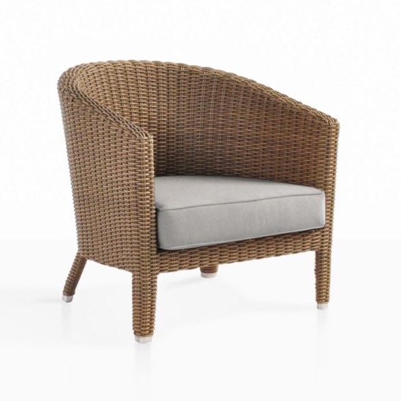 Vena Wicker Tub Chair Relaxing Chairs Teak Warehouse