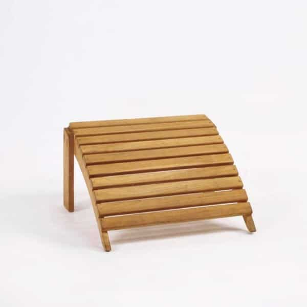 adirondack chair set foot stool front view