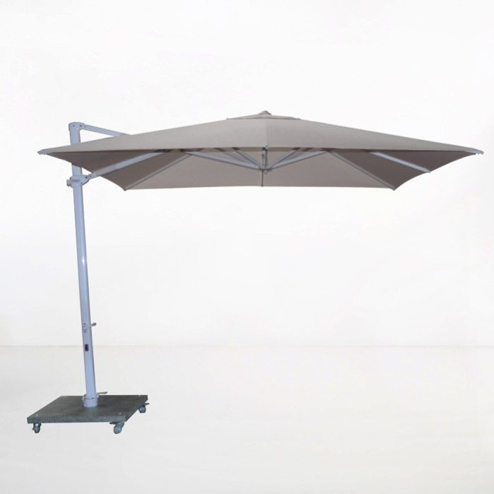 Antigua 10ft Cantilever Umbrella (Taupe)-0