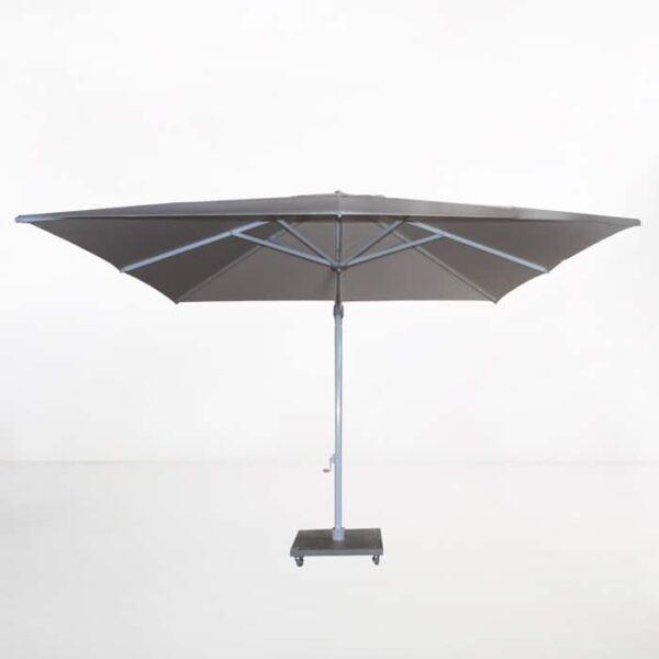 antigua 10ft cantilever umbrella taupe