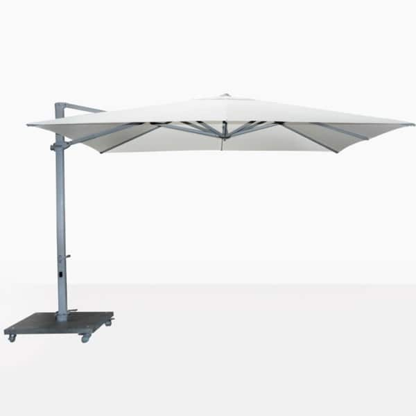Antigua Cantilever Umbrella White