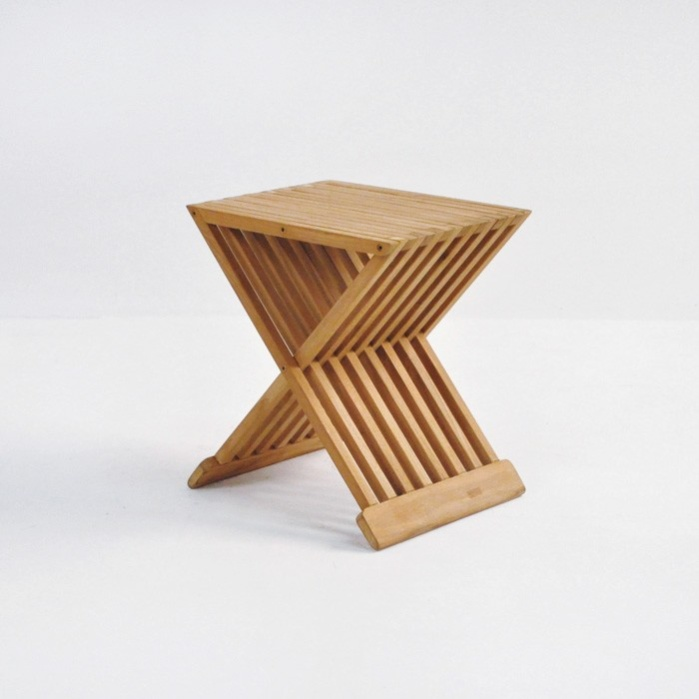 Azura Teak Accent Table-0
