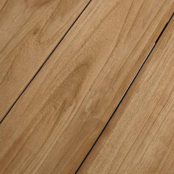 Blok Reclaimed Teak Wood Bench Closeup