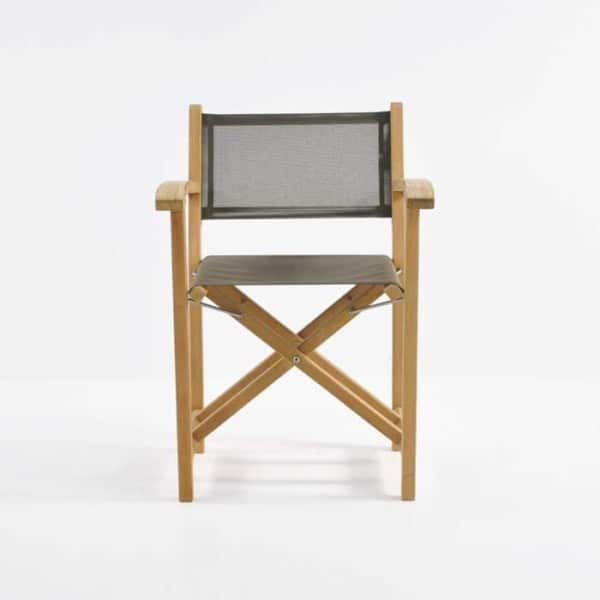 Cannes Teak Directors Chair Teak ...