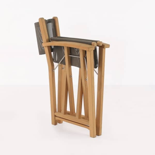 directors chair folded