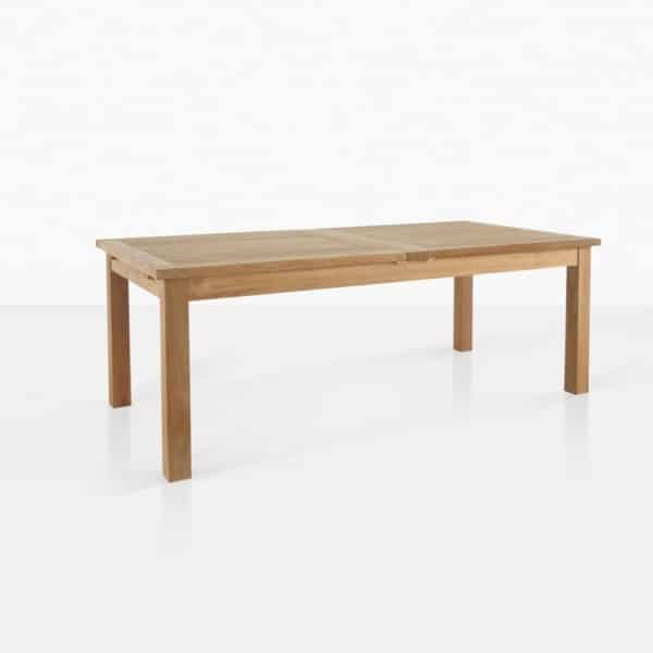 Capri Rectangle Teak Dining Table