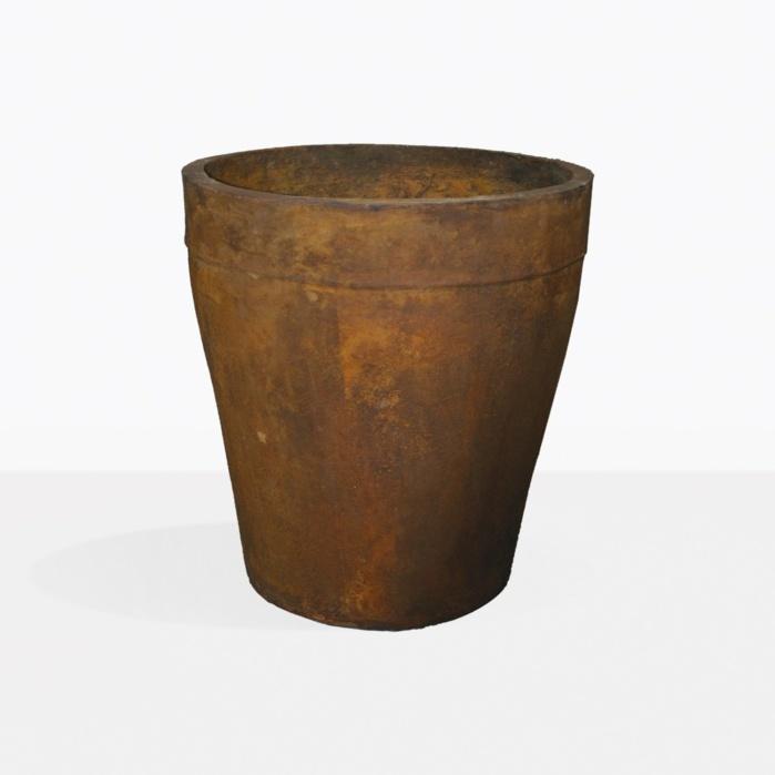Classico Rustic Concrete Outoor Plant Pot