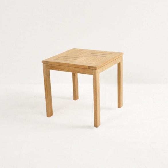 Comet A-Grade Teak Side Table-0