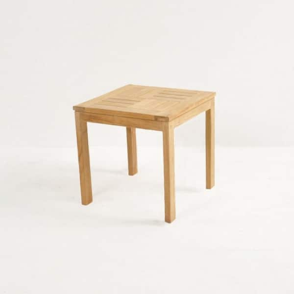 Comet A-Grade Teak Side Table-0