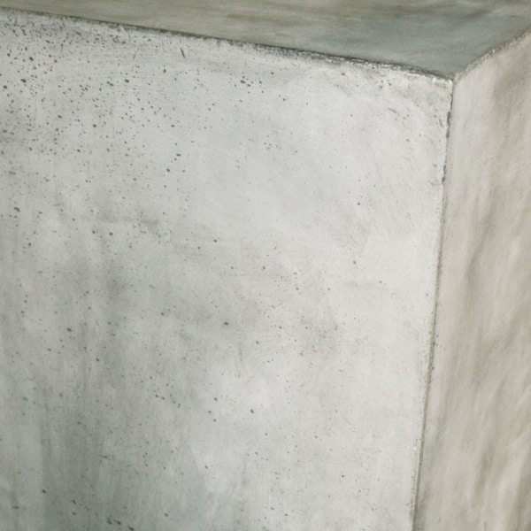 blok concrete closeup view