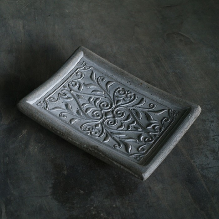 Filigree Soapdish-0