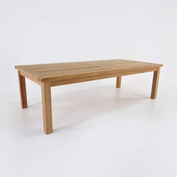 hampton teak dining table