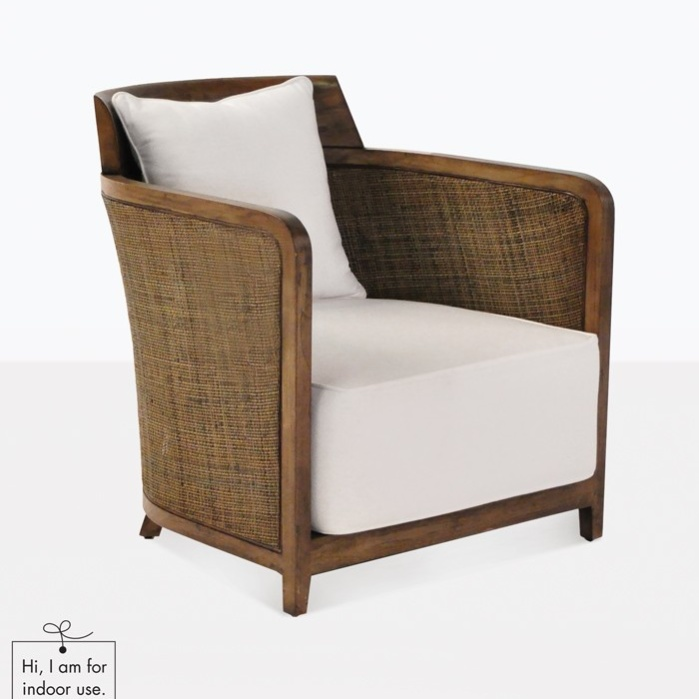 Hugo Indoor Wicker Chair