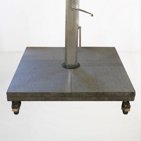 Kingston Cantilever Umbrella Base (Granite)-0