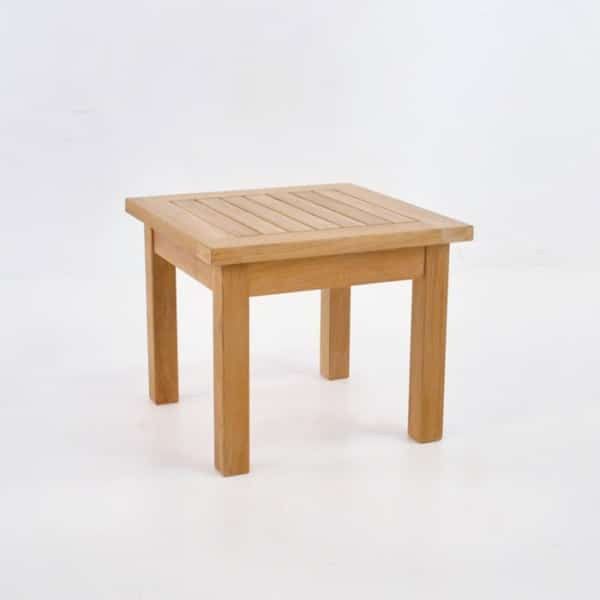 Milano Teak Side Table-0