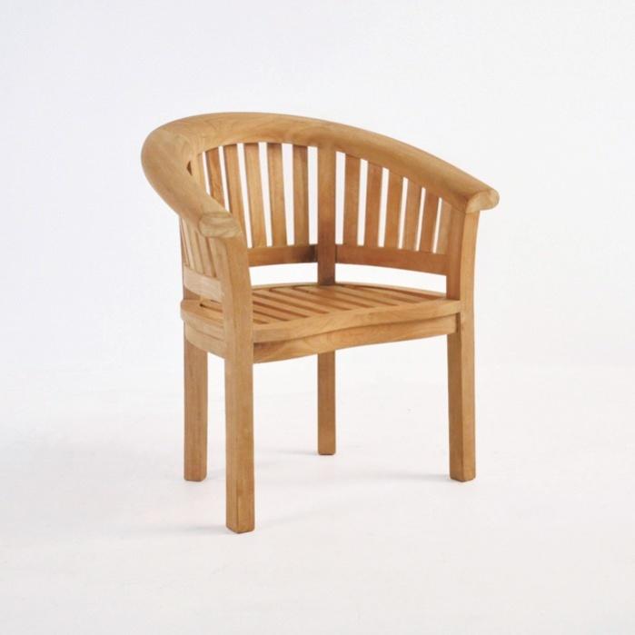 Monet AGrade Teak Chair Outdoor Patio Furniture Teak Warehouse